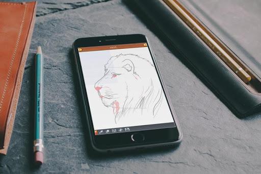 無料教育Appの簡単に描画する方法|記事Game