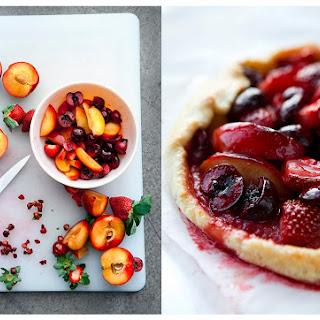 Gluten-Free Summer Fruit Tart