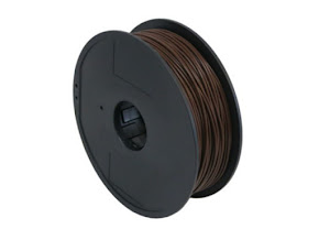 Brown ABS Filament - 3.00mm