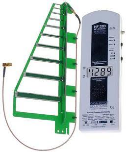 HF32D Mikrovågsmätare