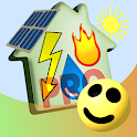 Consumption Manager Pro: Energy Check and Analysis icon