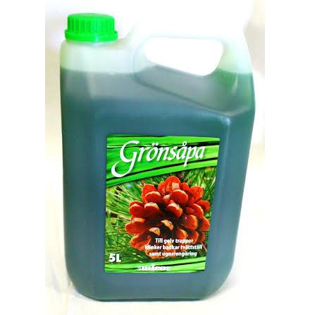 Grönsåpa GS