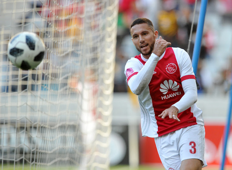 Former Ajax Cape Town defender Roscoe Pietersen is training with newly promoted Absa Premiership side Highlands Park with a hope of securing a contract.