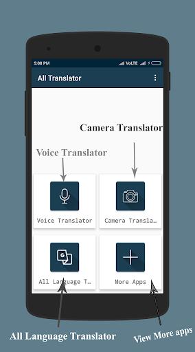 All Translator  - Voice, Camera, All languages A.T.17.0.0 screenshots 2