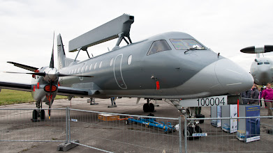 Photo: Saab 340 AEW&C (Szwecja)