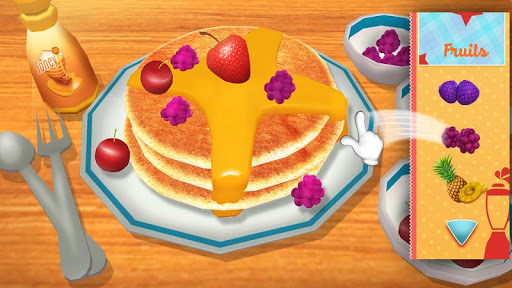 Virtual Chef Breakfast Maker 3D: Food Cooking Game 1.1 screenshots 2