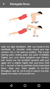 30 Day Back Workout Challenge - náhled