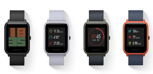 The application for installing the WatchFaces on the watch Amazfit Bip.
