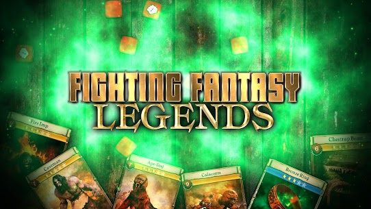 Fighting Fantasy Legends 1.38 Mod + Data for Android 1