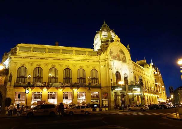 Casa Municipal (Obecní dum)