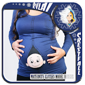 Maternity Clothes Model Design