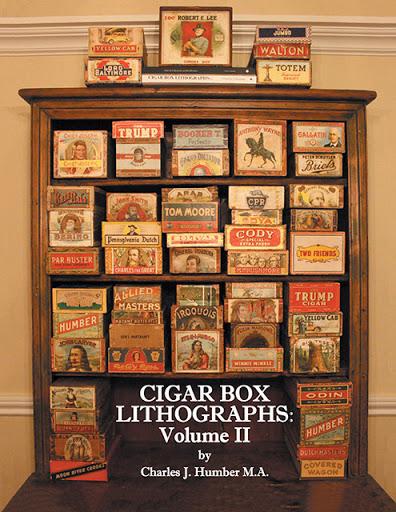 Cigar Box Lithographs cover