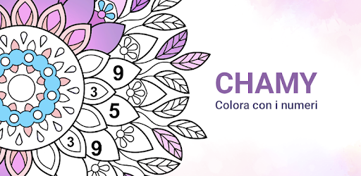 Chamy Libro Per Colorare Con I Numeri App Su Google Play