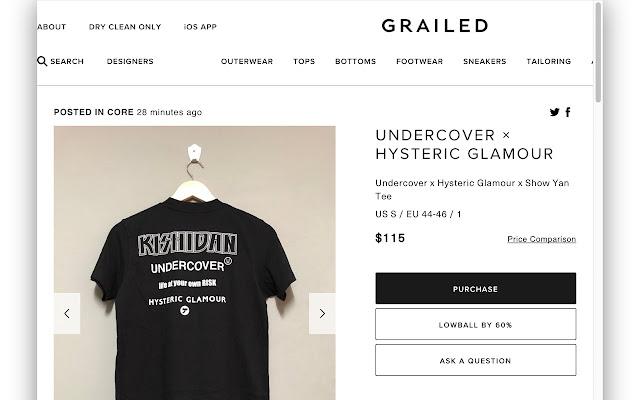 Grailed Lowballer