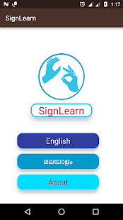 SignLearn - ISL learning app- screenshot thumbnail