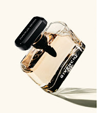 Photo: GIVENCHY Exclusively ours. Baccarat designed this timeless bottle for Dahlia Noir. Presented in a black lacquered display case lined with mirror-plated interior panels. Limited edition of 200 numbered 1.7 oz bottles. $1,500. Beauty Level. 212 872 8775