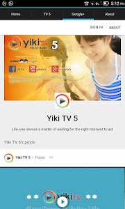 Yiki TV 5 Channel | Fun & Edu screenshot 9