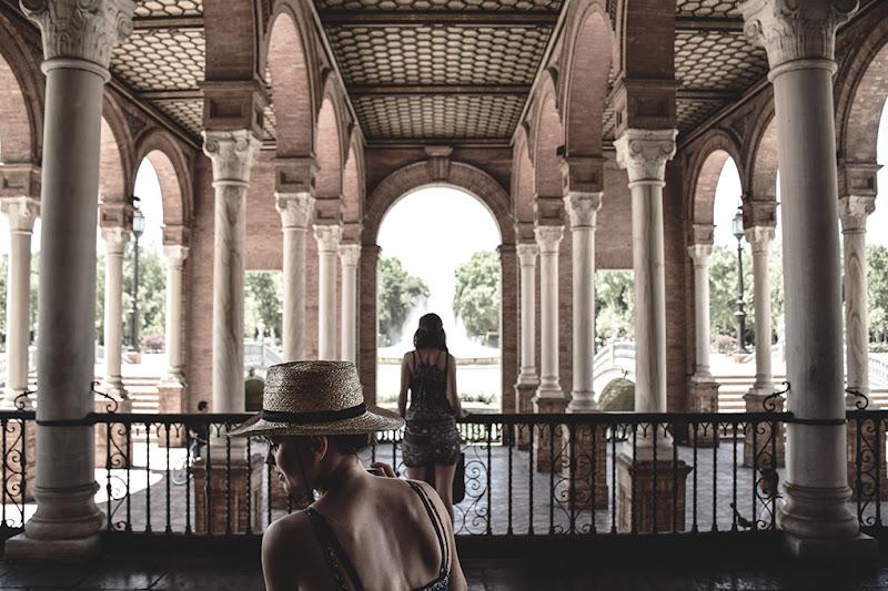 Plaza de España di MalaPhoto