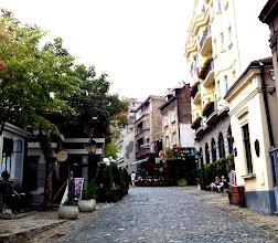 Photo: Bohemian Quarter in Belgrade.