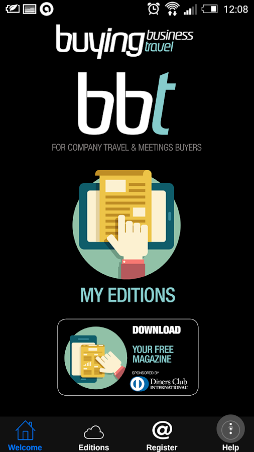 Buying Business Travel- screenshot