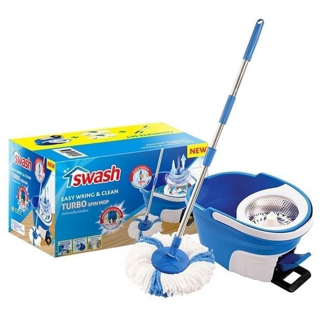 Swash Turbo Spin Mop 1