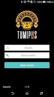 TumiPOS - náhled