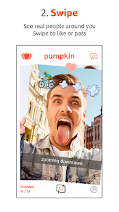 PumpkinApp- screenshot thumbnail