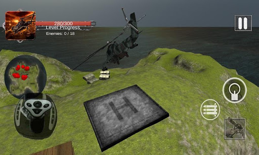 Helicopter Air Action