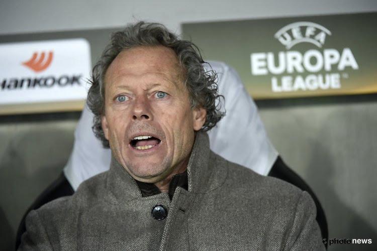 """Losada n'est pas tendre: """"Avec Simons et Claudemir, tu sanctionnes ton équipe"""""""