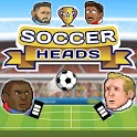 Soccer Heads 2017 - Free Football Game icon