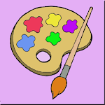 coloring for children Icon