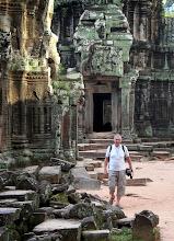 Photo: Toinenkin turisti samoilla kulmilla!