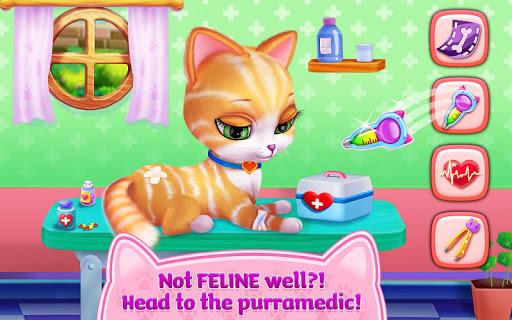 Kitty Love - My Fluffy Pet 1.1.1 screenshots 4