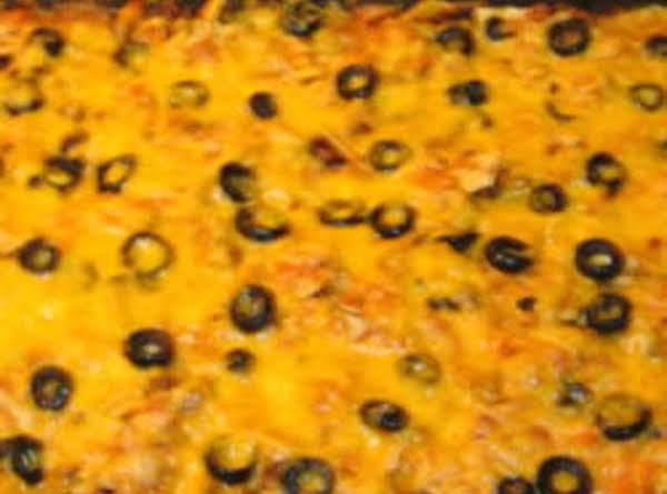 Tex-mex Hot Dish Recipe