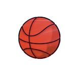 Jump Shot Dunk Icon