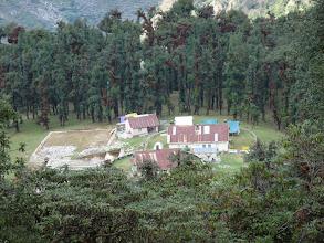 Photo: First view of Dhakuri