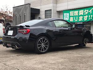 86  GT-LIMITED 2018のタイヤのカスタム事例画像 dai2525さんの2018年12月26日14:32の投稿