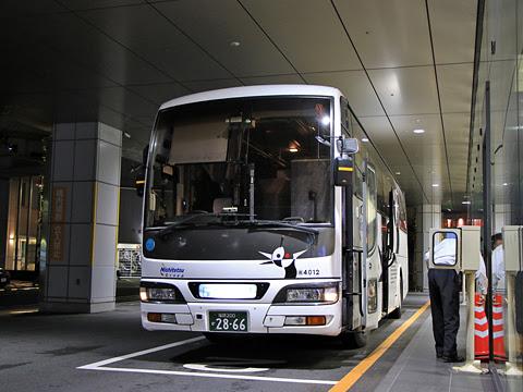 西鉄高速バス「桜島号」夜行便 4012 鹿児島中央駅前改札中 その5
