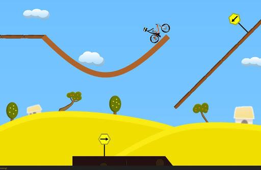 無料赛车游戏Appの上り坂のバイクスタント|記事Game