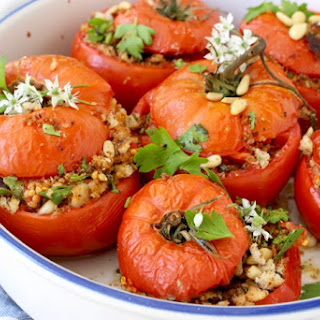 Stuffed Tomatoes Recipe (Italian)