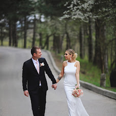 Wedding photographer Yulya Vlasova (vlasovaulia). Photo of 26.04.2017
