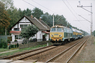 Photo: ET22-943, Toruń Główny - Kutno {Toruń Czerniewice; 2003-09-16}