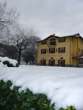 Photo: Locanda San Anna..Superb restuarant pictured in winter makes for a nice sunday afternoon walk from the apartment.