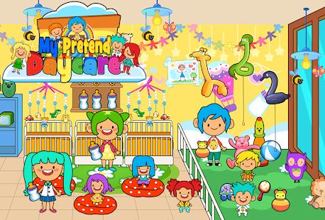 My Pretend Daycare - Kids Babysitter Games FREE Screenshot