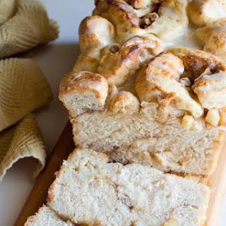 Apple Cinnamon Swirl Bread.