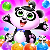 Panda Bubble Shooter : Tirez Bubbles