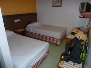 Photo: Twin room