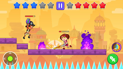 Thrilling Fencing Master screenshot 11