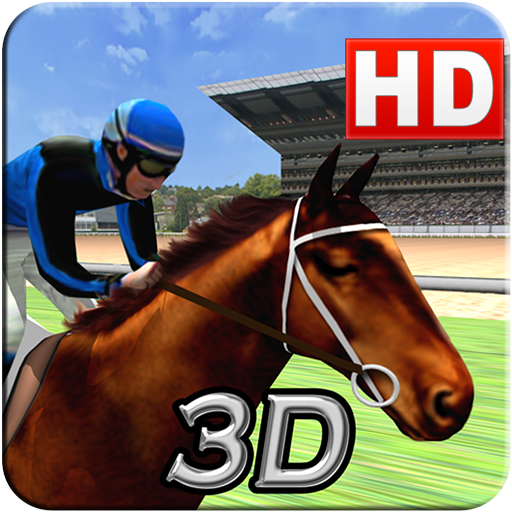 Virtual Horse Racing 3D file APK for Gaming PC/PS3/PS4 Smart TV