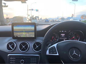 CLAクラス シューティングブレーク  AMGスタイルのカスタム事例画像 ピッコロくんさんの2018年11月03日19:13の投稿